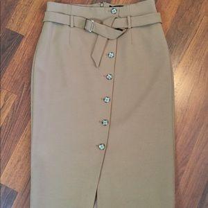 Classy Long WHBM Pencil Skirt